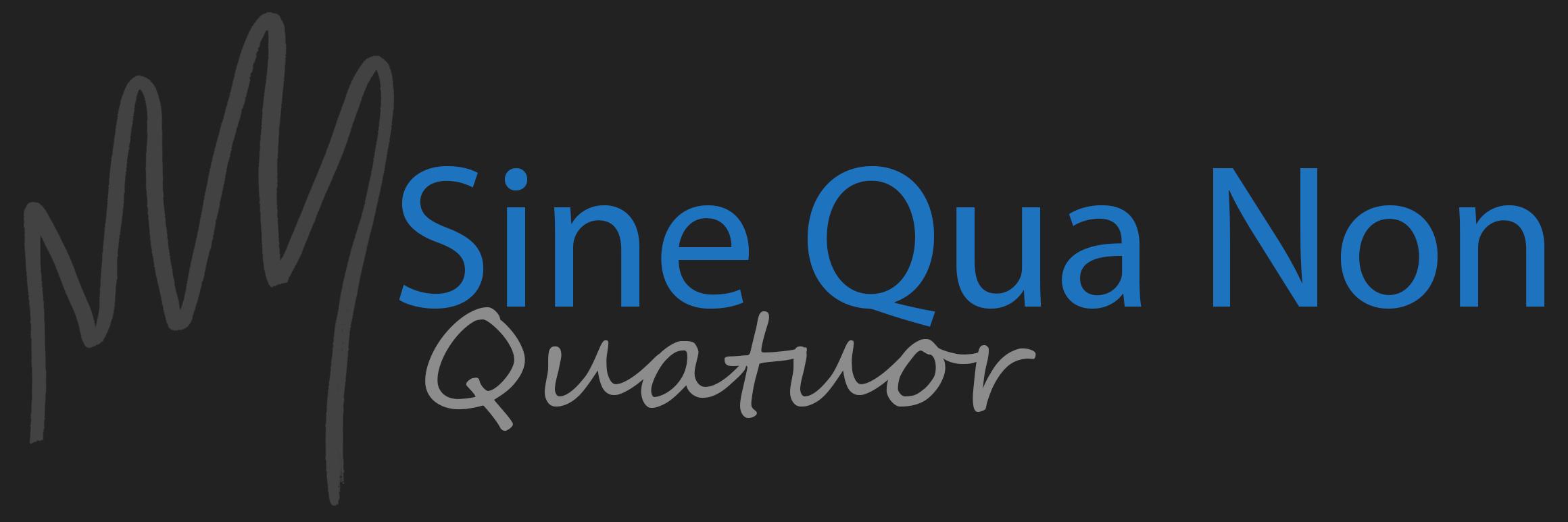 Quatuor Sine Qua Non